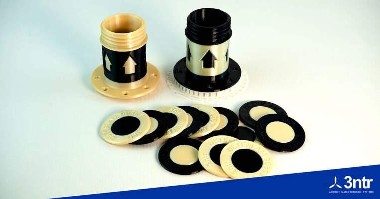 3ntr stellt den Spectral 30 Multimaterial-3D-Drucker vor - 3ntr stellt den Spectral 30 Multimaterial-3D-Drucker vor
