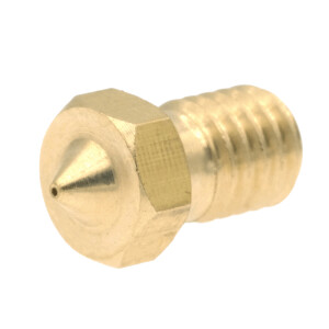 V6 Style Nozzle aus Messing CuZn37 in 0.4mm für 1.75mm Filament seite