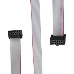 Flachkabel 60cm 10 Pin vorne