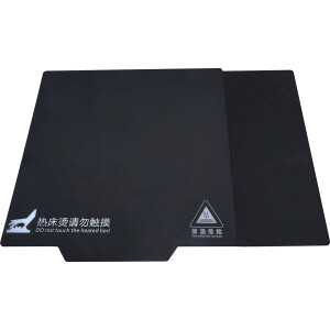 DaFlexpad System 220x220mm flexible Dauerdruckplatte mit Magnetfolie PLA PETG
