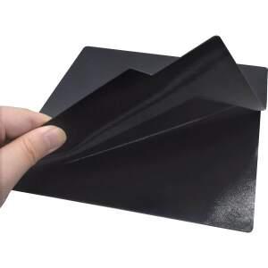 DaFlexpad System 220x220mm flexible Dauerdruckplatte mit Magnetfolie PLA PETG seite