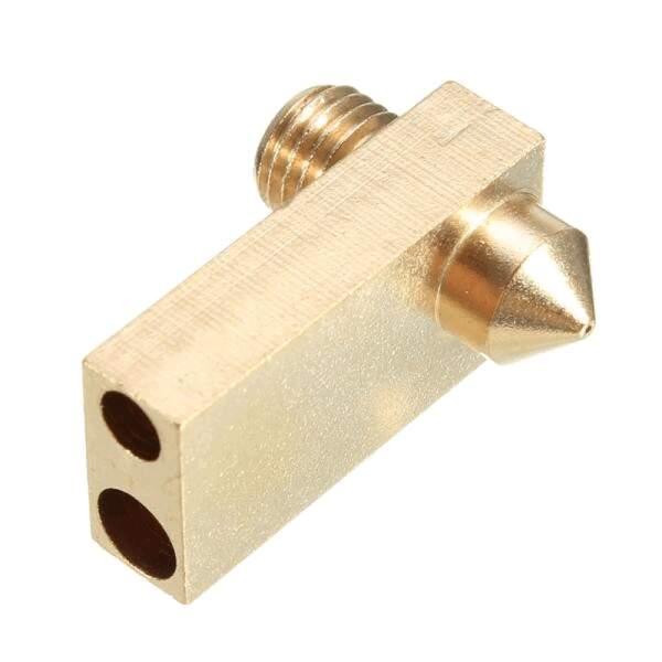 Nozzle für Ultimaker 2 mit 0.4 für 2.85mm Filament vorne