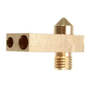 Nozzle für Ultimaker 2 in 0.4 für 1.75mm Filament 3mm PT-100 und 4mm Heizpatrone