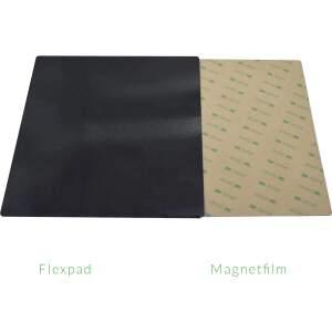 DaFlexpad Eco 220x220mm flexible Dauerdruckplatte mit Magnetfolie PLA PETG