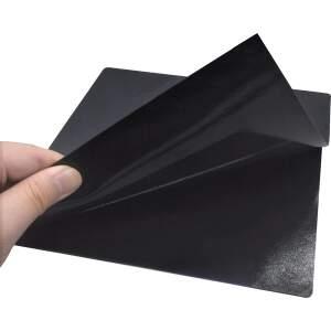 DaFlexpad 2 System 220x220mm flexible Dauerdruckplatte mit Magnetfolie PLA PETG seite