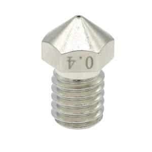 Nozzle für 3D Drucker Kupfer Nickel beschichtet 0.4mm für 1.75mm Filament