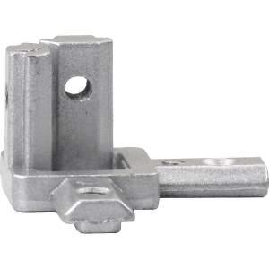Inneneckwinkel Eckwinkel Nut 6 Aluprofil 20 mm Raster Profilverbinder
