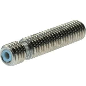 Throat Hals-Schraube Stahl M6x30mm für 1.75mm Filament Absatz mit PTFE inliner seite