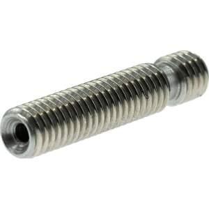 Throat Hals-Schraube Stahl M6x30mm für 1.75mm Filament Absatz mit PTFE inliner detail