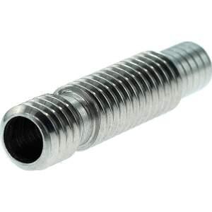 Throat Hals-Schraube Stahl M6x26mm 1.75-3.00mm Filament Absatz für PTFE inliner detail