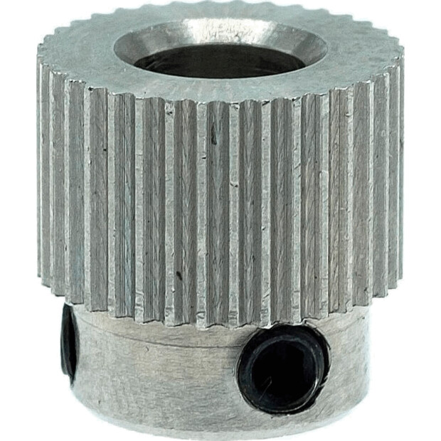 MK7  MK8 Feederrad für 1.75 - 3mm Filament 36 Zähne Drive Gear Extruder vorne