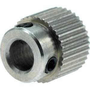 MK7  MK8 Feederrad für 1.75 - 3mm Filament 36 Zähne Drive Gear Extruder seite
