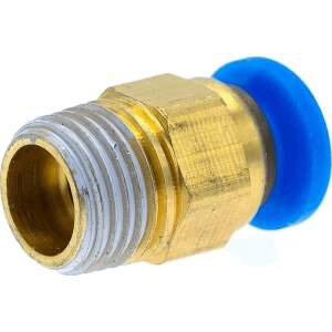 Push Fit PTFE Bowden Kupplung PC4-R1/8 Zoll 3D Drucker 4mm Schnellverbinder