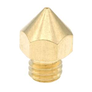 MK8 Nozzle aus Messing CuZn37 in 0.4mm für 1.75mm Filament