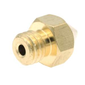 MK8 Nozzle aus Messing CuZn37 in 0.4mm für 1.75mm Filament detail