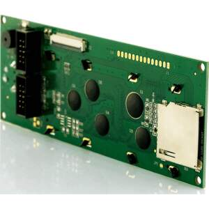 GEEETECH LCD ControllerScreen Display LCD2004 mit SD Slot für  i3 pro b w  Gebraucht