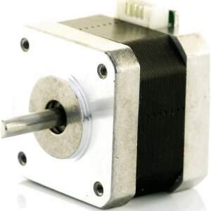 3D Printer 42SHD0034-18A Hybrid Schrittmotor für 3D-Drucker 5V 1A 12 mN.m Gebraucht