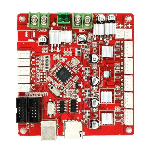 CTC A1284 Control Board Mainboard für Anet A3S DIY 3D Drucker RepRap i3