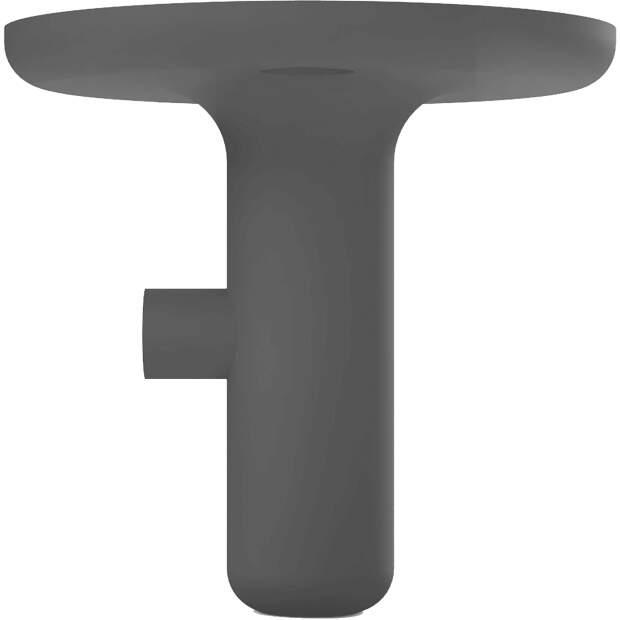 Haken Halter passend für Kitchen Aid ® Farbe: Dunkelgrau 1x KA2S