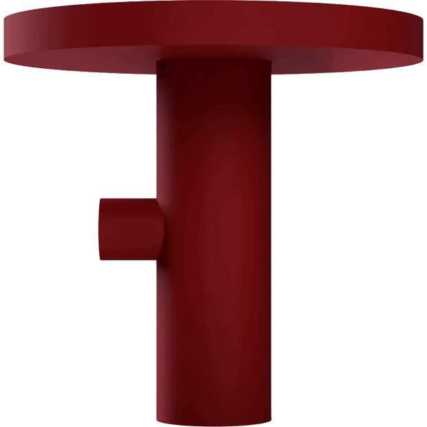 Haken Halter passend für Kitchen Aid ® Farbe: Rot 1x KA1K