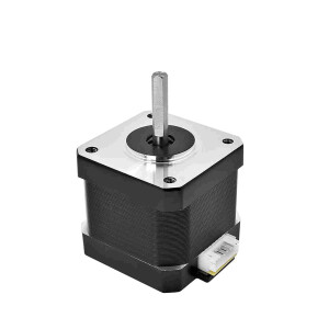 3D Printer 42BYG45040-24 Hybrid Schrittmotor für 3D-Drucker 3.3V 1.5A 40 mN.m Gebraucht