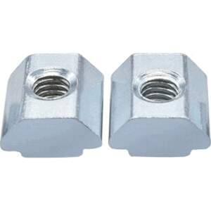 Nutenstein M4 T-nuts Square nut 20 profiles (European...