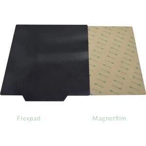 DaFlexpad System flexible Dauerdruckplatte mit Magnetfolie