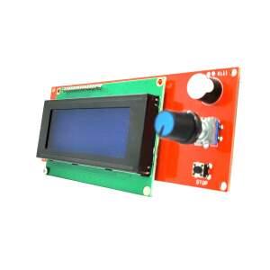 LCD ControllerScreen Display LCD2004 mit SD Slot für  i3 pro b w Gebraucht