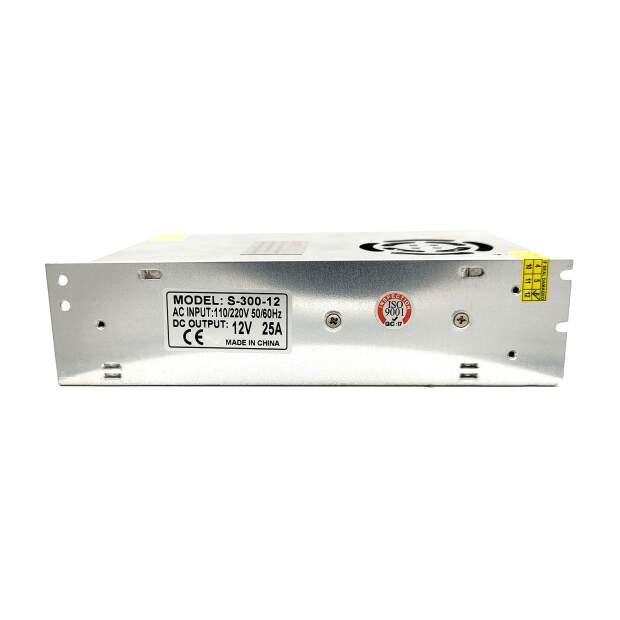 Netzteil 12V 25A 300W Trafo Transformator Netzgerät für LED Strip 3D Drucker Neu