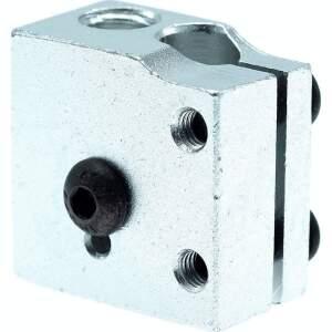 Heizblock für DaVolcano Nozzle Düse Hot Ends Heating Block RepRap 3D-Drucker