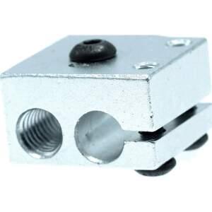 Heizblock für DaVolcano Nozzle Düse Hot Ends Heating Block RepRap 3D-Drucker detail