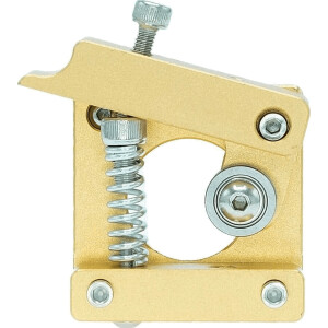 1.75mm MK8 Extruder Aluminium Links Halterung 3D-Drucker RepRap Mendel DIY Kit detail