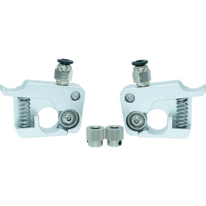 MK9 Aluminium Extruder Upgrade für Makerbot CTC Set links rechts