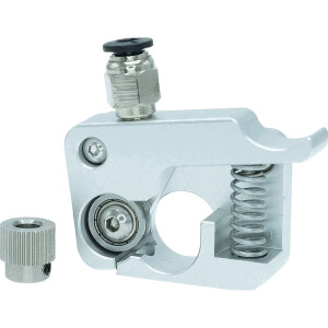 MK9 Aluminium Extruder Upgrade für Makerbot CTC Set links rechts detail
