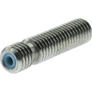 Throat Hals-Schraube Stahl M6x26mm für 1.75mm Filament Absatz mit PTFE inliner detail