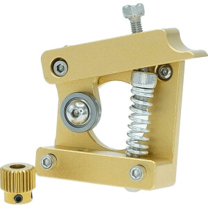 1.75mm MK8 Extruder Aluminium Rechts Halterung 3D-Drucker RepRap Mendel DIY Kit seite