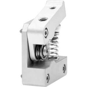 MK10 kompakt Extruder Federspannung nachstellbar kugelgelagert rechts Silber