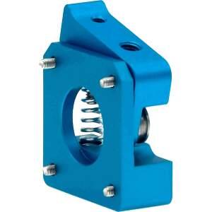 MK10 kompakt Extruder Federspannung nachstellbar kugelgelagert rechts Blau