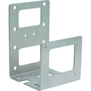 Extruder Hotend Halteblech für Prusa i2 i3 3D Drucker aus Stahl verzinkt - Silber