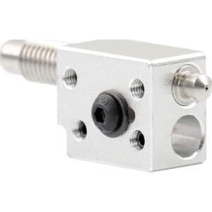 DaVolcano Evolution - DaVolcano Hochleistungskit Heizblock + AIO Nozzle 0.4mm detail