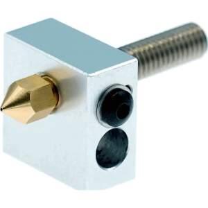 Heizblock Set MK7 Messing 0.4mm 1.75mm Filament RepRap 3D...