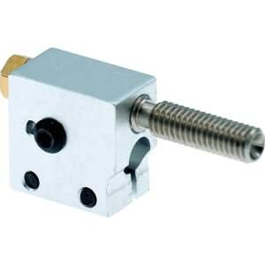 Heizblock Set DaVolcano Messing 0.6mm 1.75mm Filament RepRap 3D Drucker Anet DIY detail