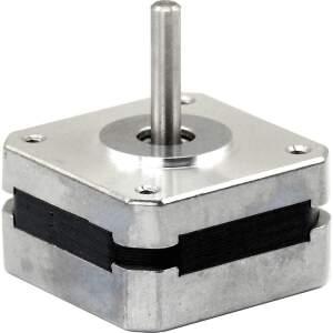 Nema 17 Pancake Stepper Motor 42BYGH007-2-22L 23mm 2,9V...