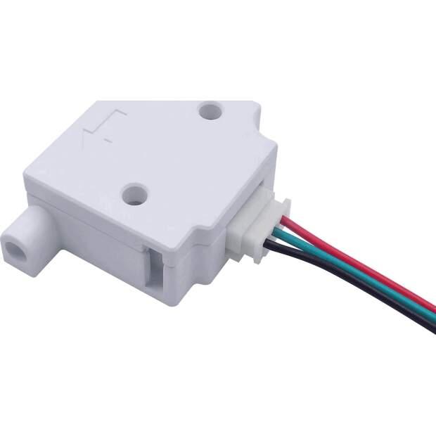 Filament run out Sensor Fühler für 3D Drucker 1.75mm Filament mit Kabel vorne