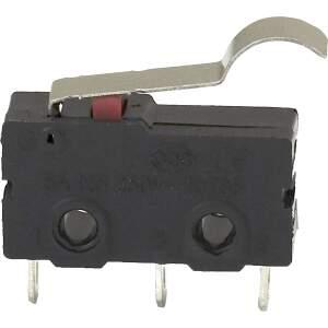 Microschalter 3pins 5A 125V-250V 10T85 20x10x6mm