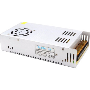 24V 360W LED Schaltnetzteil DC für 3D Drucker CNC RepRap 3D-Printer 15A IP40