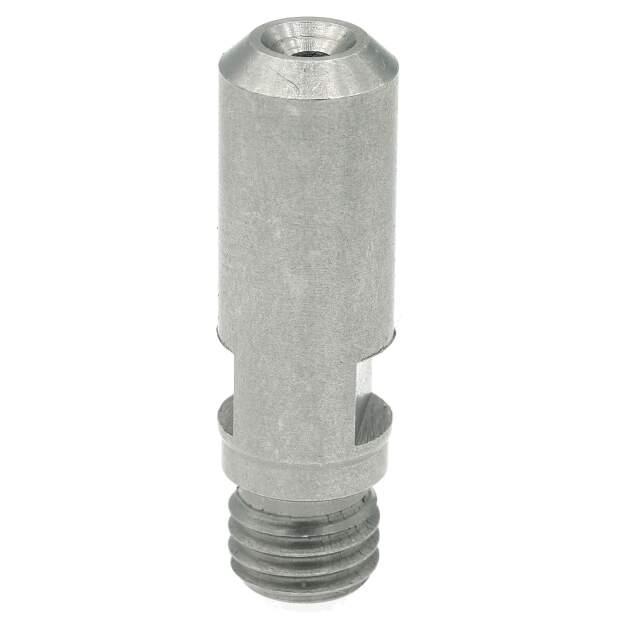 Makerbot Throat M7 screw thread,26mm length, for 1.75mm filament. vorne