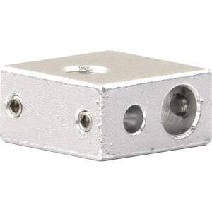 Heizblock Makerbot extruder heating block passend für Kupfereinsatz 2.Generation