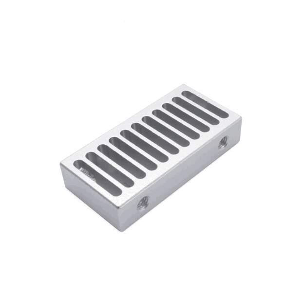 Ultimaker 2 Kühlkörper UM2 aluminum heat sink -351707 vorne