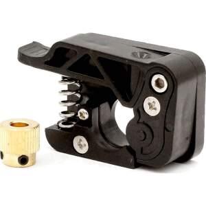 MK8 Extruder Upgrade für Makerbot, CTC und Flashforge linke Seite 1.75mm ABS DIY detail